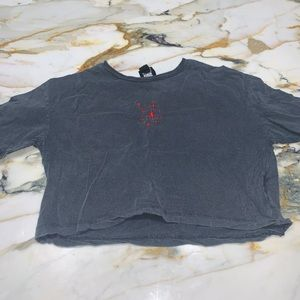 Urban Outfitter's Cropped Shirt